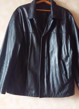 Tailor&son шкіряна куртка піджак кожа шкіра
