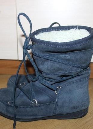 Стильні уги , сапожки , ботинки луноходи moon boot   tecnica