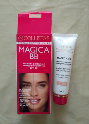 Bb крем collistar special first wrinkles