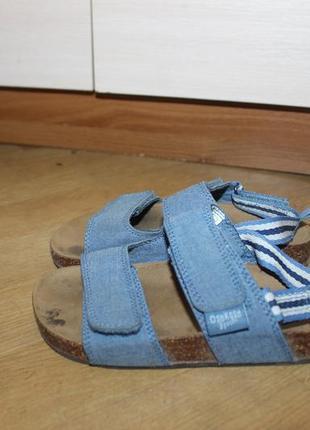 Бсоножки сандали oshkosh