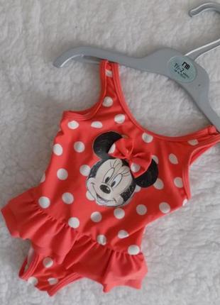 Очаровательный купальник для девочки 1 годик