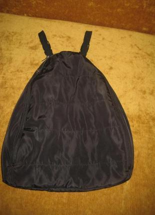 Сумка на коляску /велосипед, рюкзак hand made