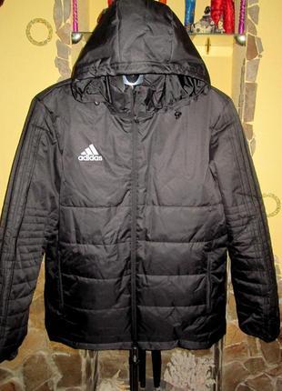 eccf4edb80d8 Куртка утепленная adidas tiro 17 winter jk,раз xl Adidas, цена ...
