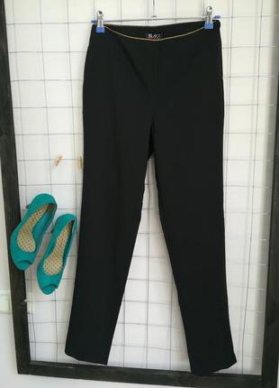 Узенькие классические брюки