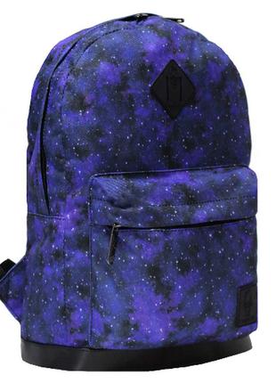 Рюкзак, ранец, городской рюкзак, спортивный рюкзак, космос, звездное небо