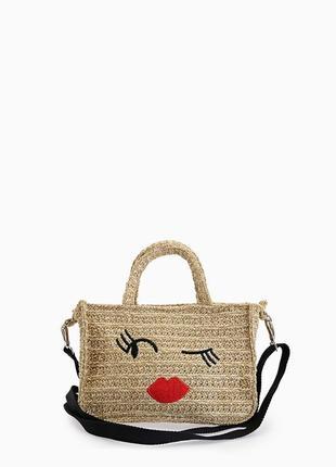 Дуже класна сумочка відомого бренду stradivarius