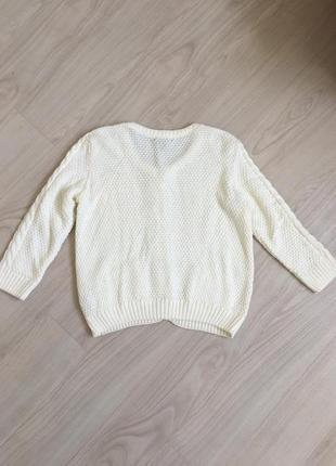 Кофта свитер кардиган h&m2