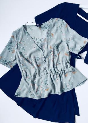 Легкая блуза от new look