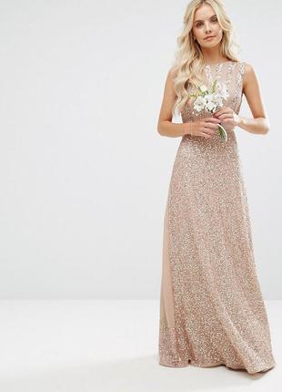 Maya tall популярна золота вечірня сукня доставка сутки