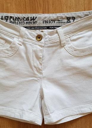 Летние короткие шорты  motor jeans
