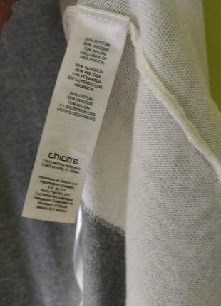 Sale кардиган американского модного бренда  'chico's'4 фото