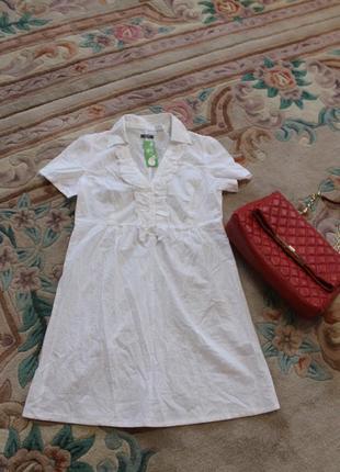 Біле плаття la redoute creation