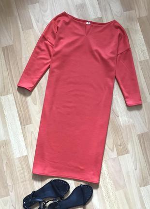 Доступно - прямое платье р. s/m