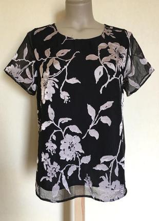 Доступно - красивая блуза *f&f* 14 р.