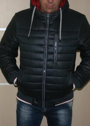 Красивая куртка весна-осень, тёплая зима