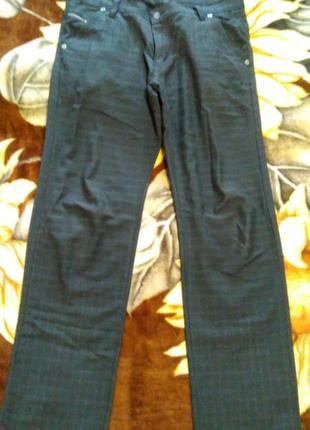 Черные штаны брюки