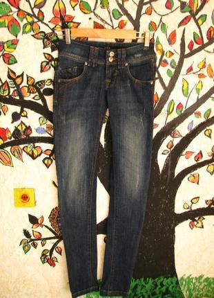 Стильные джинсы супер слим ltb