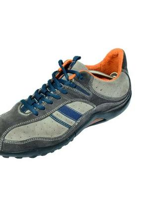 Замшевые кроссовки geox. стелька 26 см