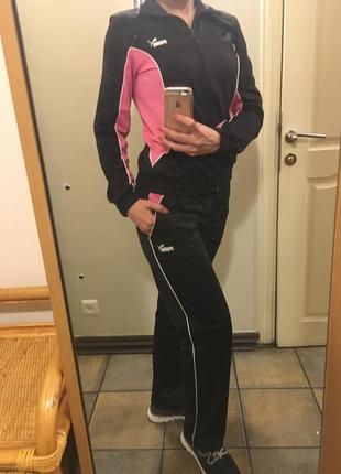 Женский спортивный костюм puma, оригинал из сша