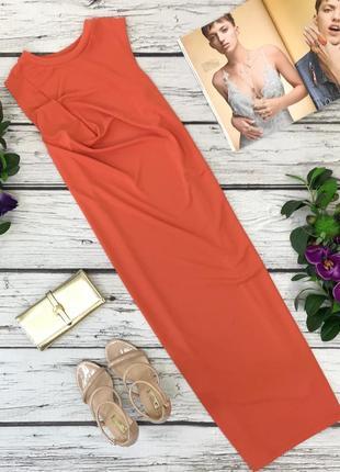 Платье прямого кроя с драпировкой у горловины  dr1829142  asos