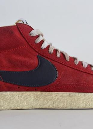 Nike blazer женские кроссовки демисизонные