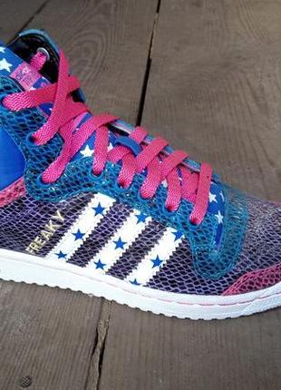 Баскетбольные кроссовки, ботинки adidas top ten' freaky (38/23.5 cm)