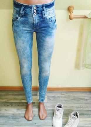 20% скидки подписчикам!!! стильные джинсы скинни варенки