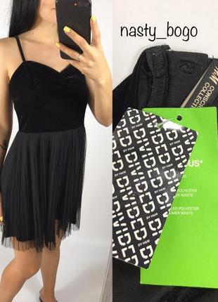 Маленькое черное платье h&m