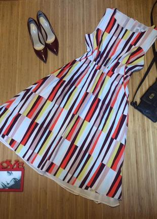Шикарное платье из вискозы,размер xl
