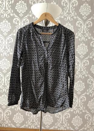 Тонкая летняя рубашка в стиле zara