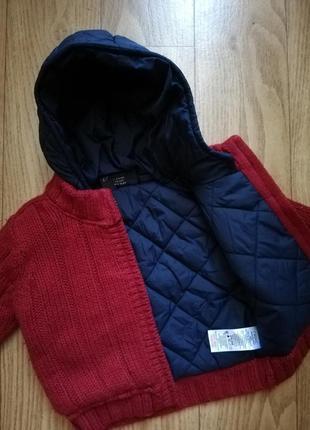 Куртка, курточка next на 3-6 мес
