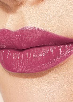 Увлажняющая губная помада  тон «стильный розовый»  faberlic (фаберлик)
