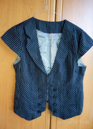 Жакет пиджак от tom tailor