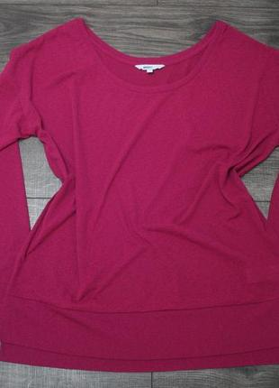 Яркая блуза фуксия - l