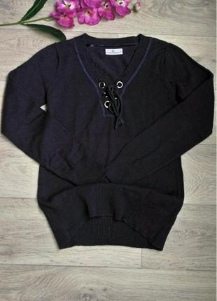 Cтильный свитер tom tailor