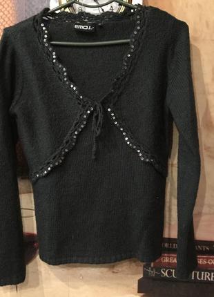 Симпатичный свитерок  emonite