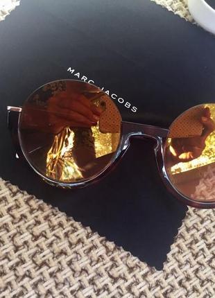 Круглые очки marc jacobs оригинал