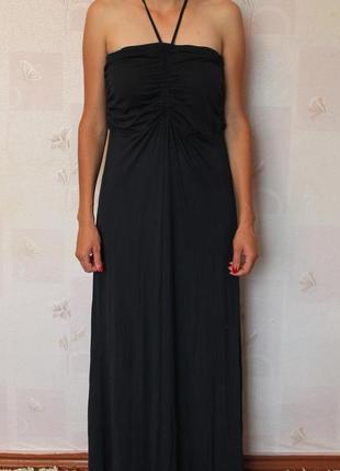 Платье сарафан на завязках
