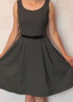 Платье сарафан некст миди