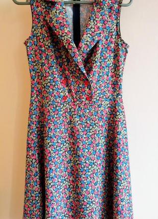 Класний літній сарафан-плаття