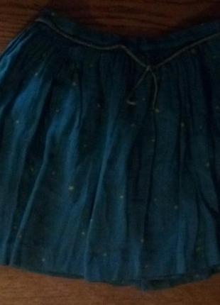 Юбка на девочку фирмы zara