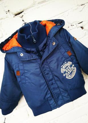 Фирменная куртка original marines на 1,5-2 года