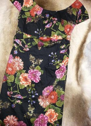 Плаття в квіти wallis