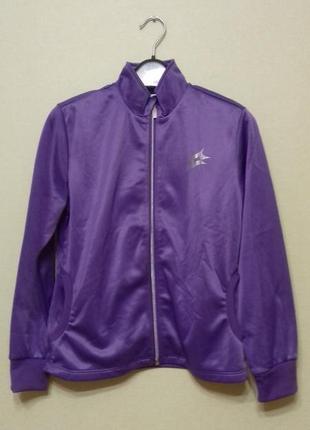 Спортивная куртка ветровка 11-12 лет 140-152 см lotto