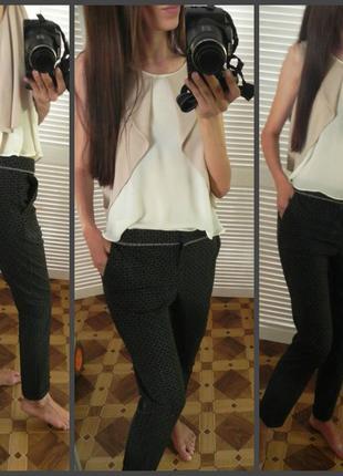 Стильные фирмовие брюки чиносы (см.замеры)