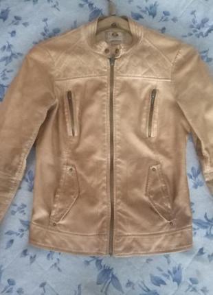 Фирменная, стильная куртка bershka