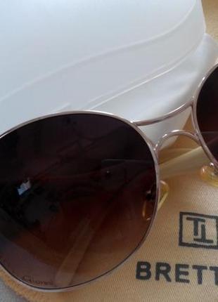 Солнцезащитные фирменные очки bretton италия