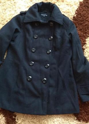 Женское демисезонное пальто 50-52р.