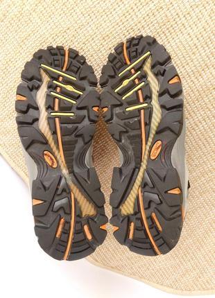Трекинговые кроссовки meindl gore-tex,размер 38.5...5