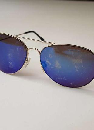 Очки солнцезащитные aviator1